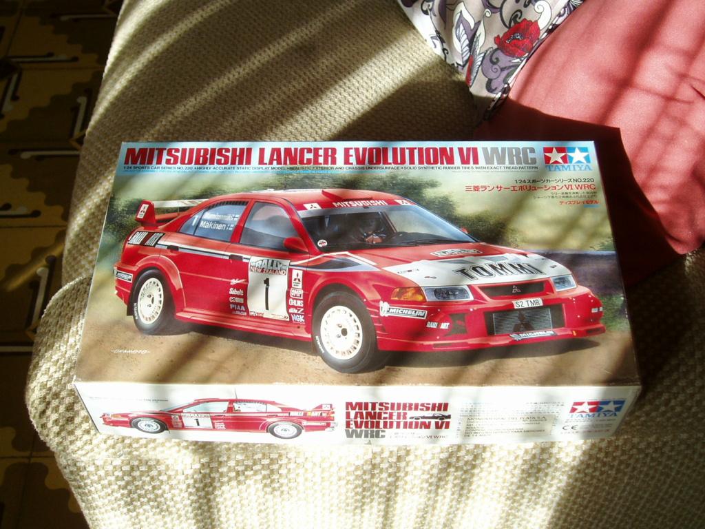 MeC: Mitsubishi Lancer Evo 6 WRC P7090312