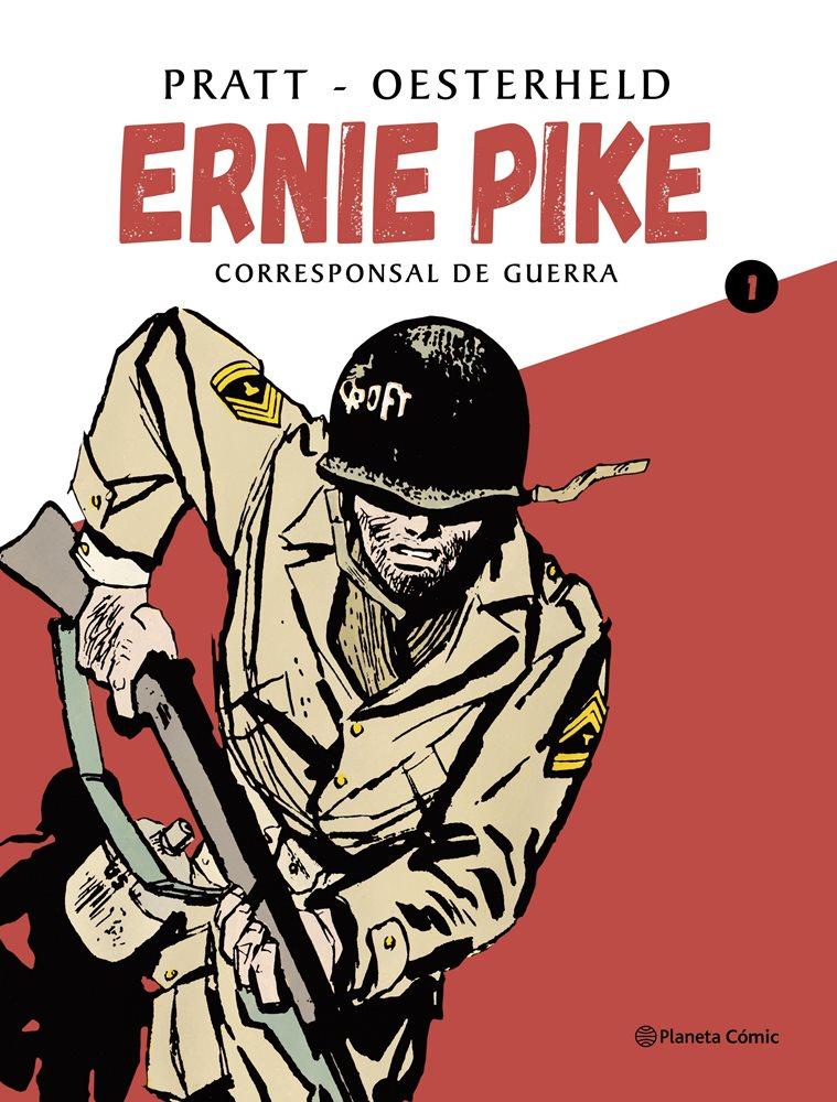 """Ernie Pike """" Corresponsal de Guerra""""  [ Editorial Planeta ] E4c20710"""