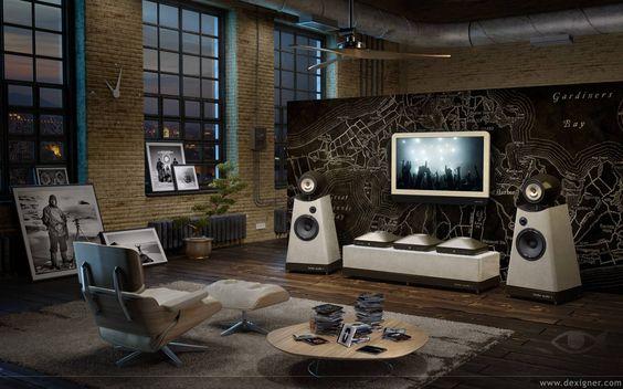 Salas audiofilas Equipo15