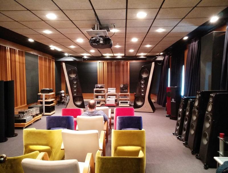 Salas audiofilas Equipo18
