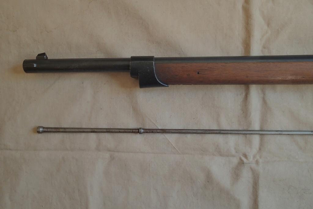 baguette Chassepot sur fusil Gras 1874 M.80 P9270014