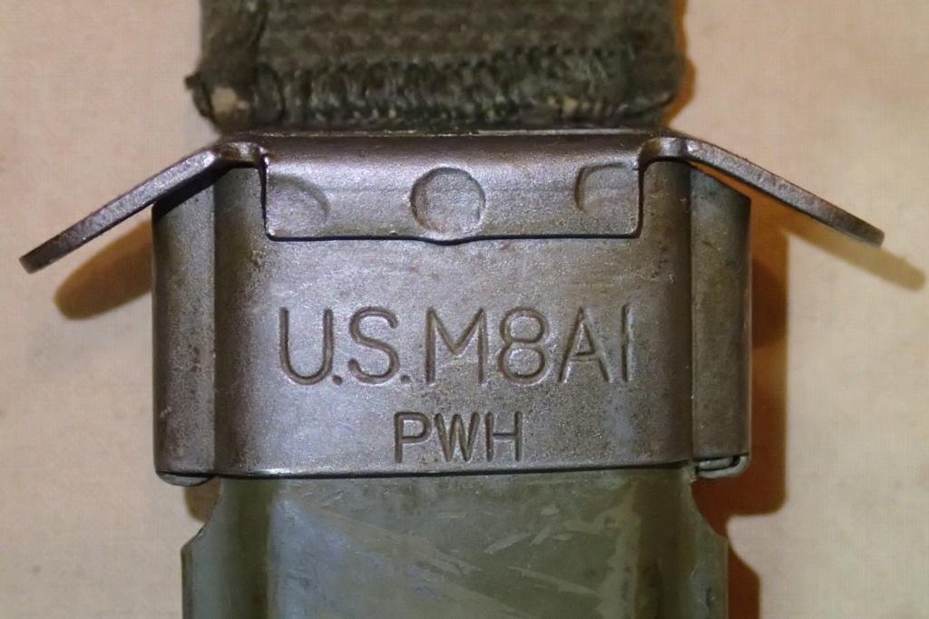 authentification collection de 5 USM3 et leurs fourreaux Pa030015