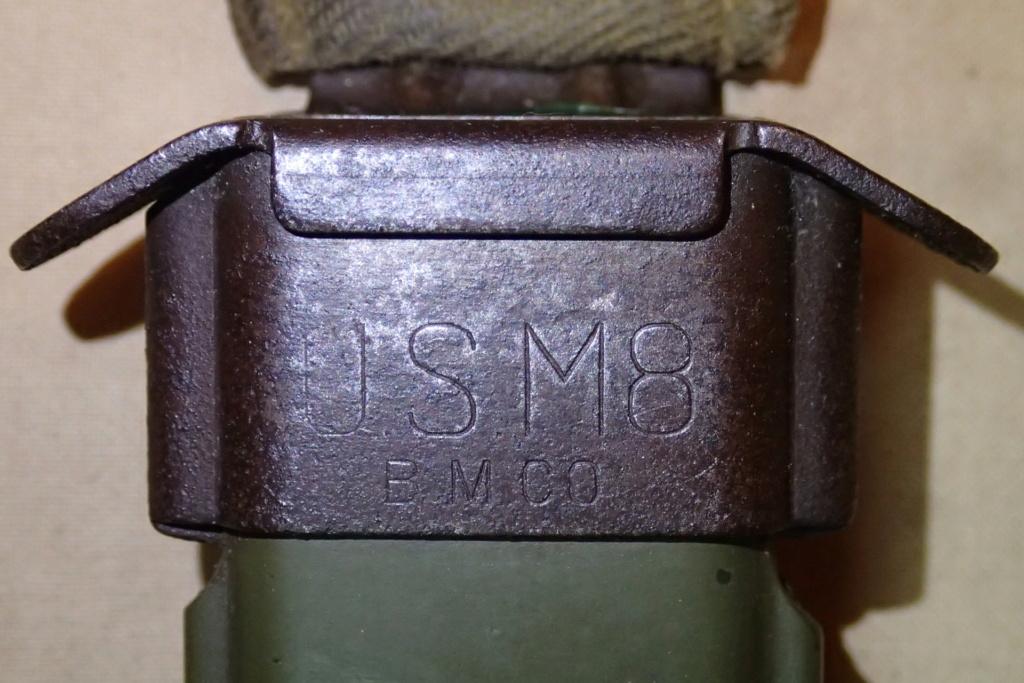 authentification collection de 5 USM3 et leurs fourreaux Pa030026