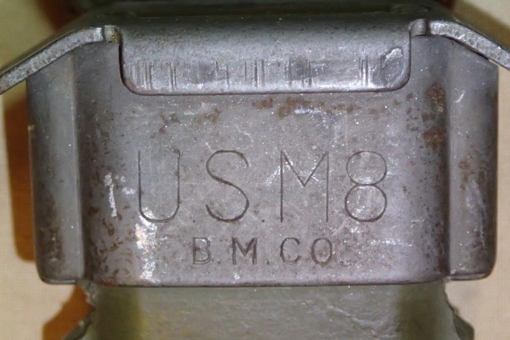 authentification collection de 5 USM3 et leurs fourreaux Pa030032