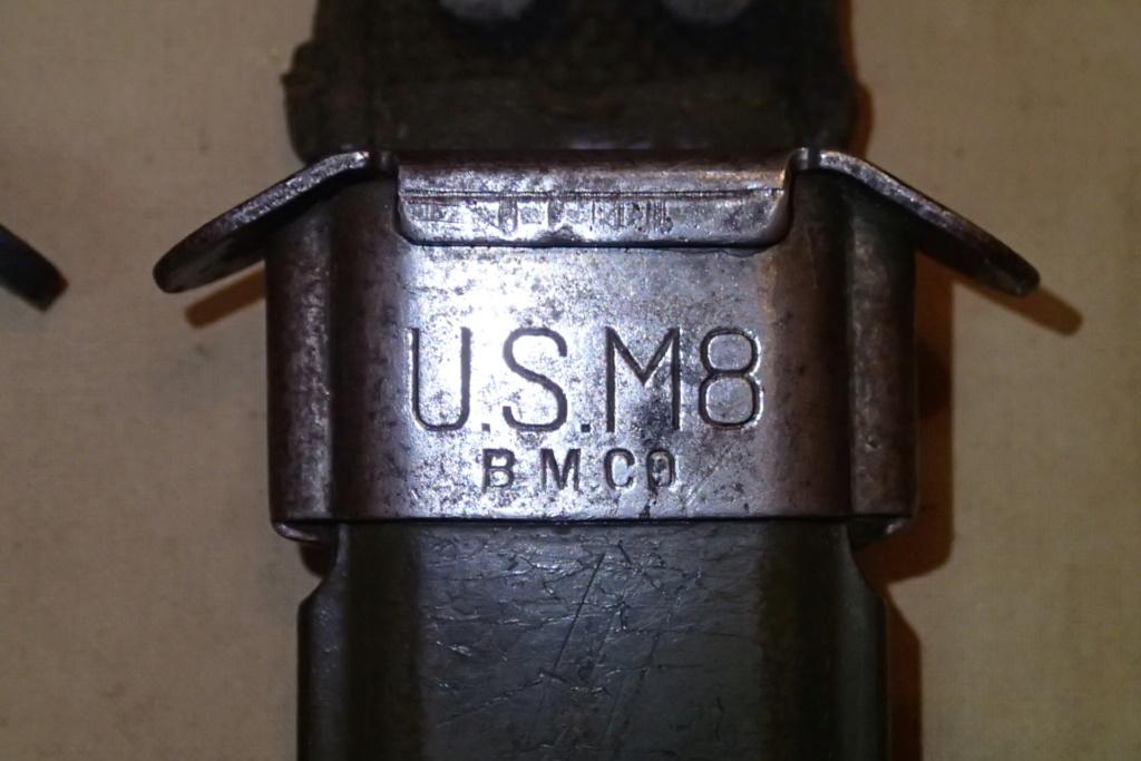 authentification collection de 5 USM3 et leurs fourreaux Pa030036