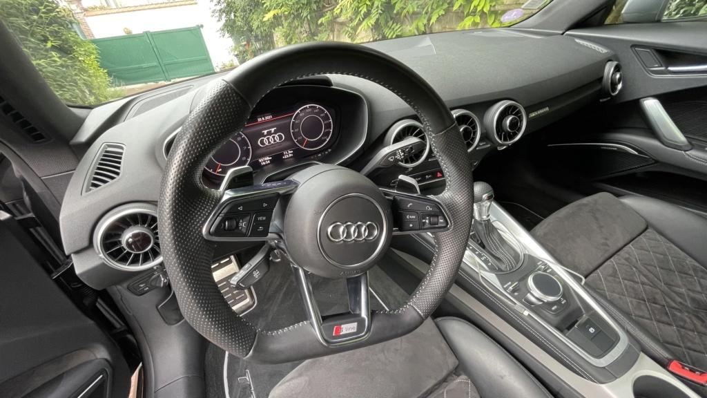 Tomsuits - Audi TT 230 Quattro - Daytona Grey - Alcantara - Page 3 Img_2816