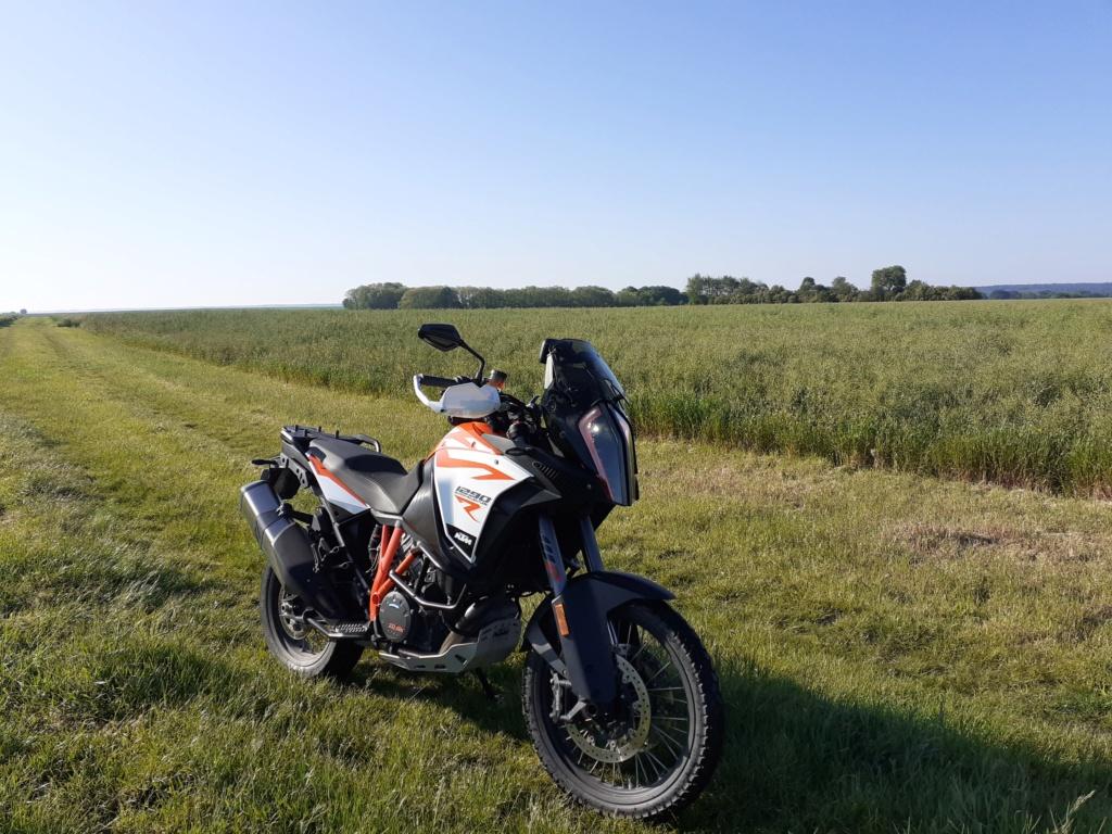 Ktm 1290 adventure R 20200515