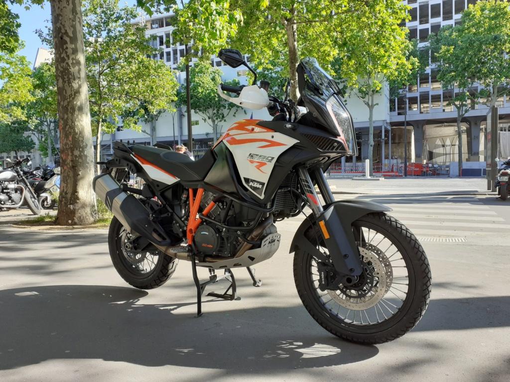 Ktm 1290 adventure R 20200517