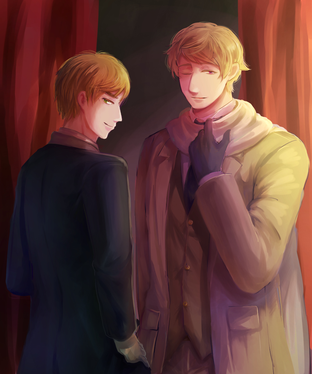 RusEng - Russie x Angleterre Pixiv132