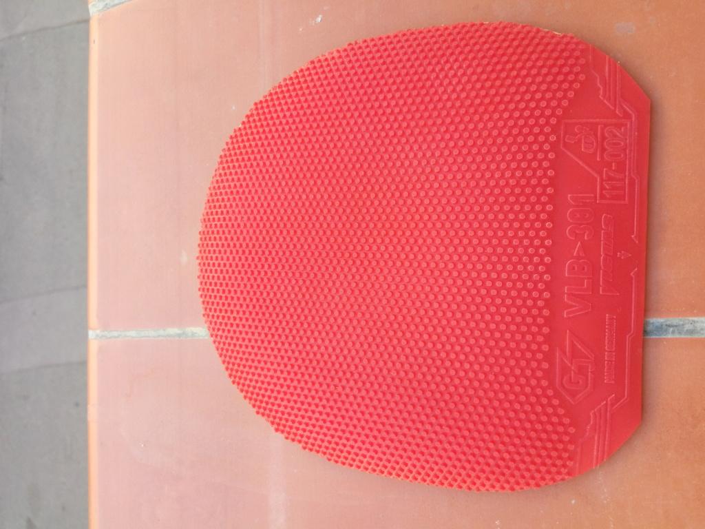 Victas vlb 301 rouge en 1.6 mm 12 euros 15782310