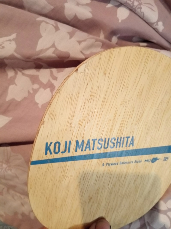 Victas koji matsushita def manche bleu droit 25 euros 15990510