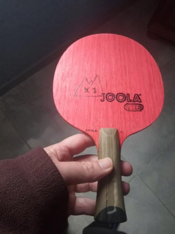 Joola k1 + raquette complète 16198511