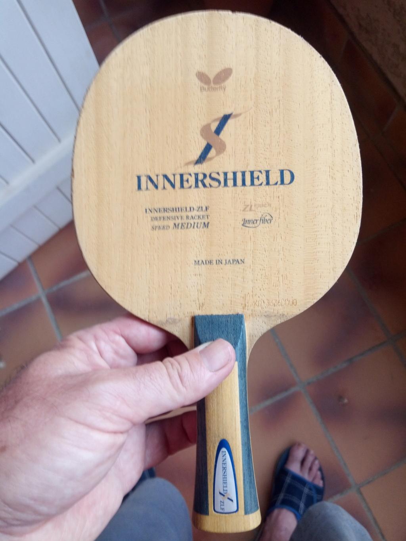 Butterfly innershield zlf concave bé 75 euros andro fibercom 16305710