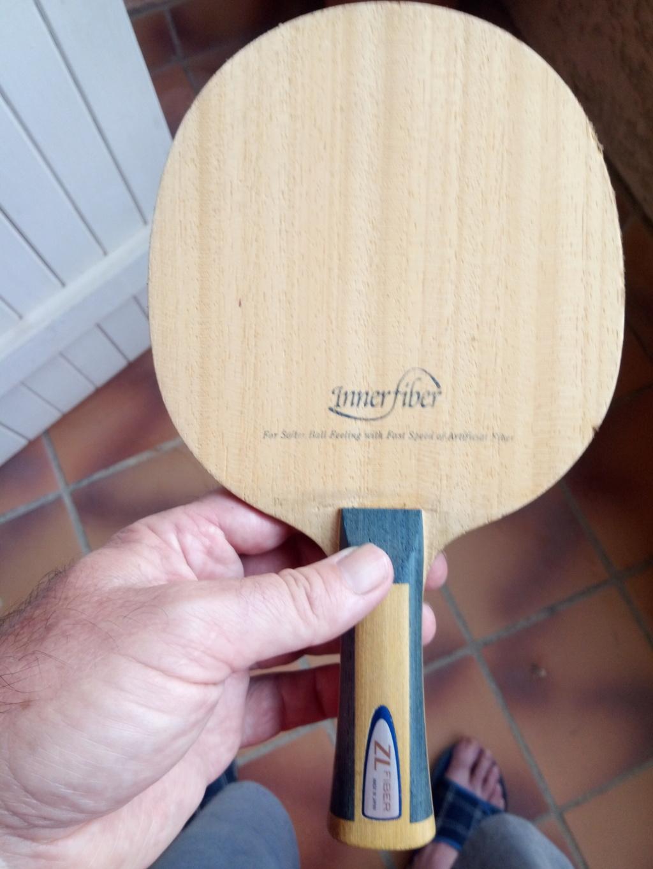 Butterfly innershield zlf concave bé 75 euros andro fibercom 16305711