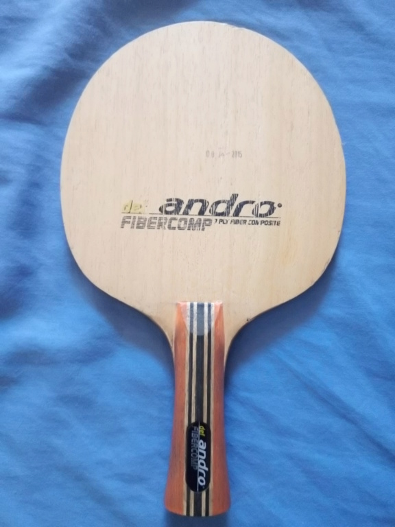 Butterfly innershield zlf concave bé 75 euros andro fibercom 16308413