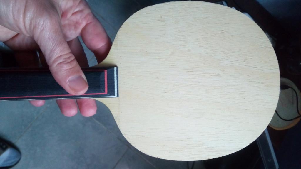 Tibhar super défense 40 rouge en 0.9 mm état neuf 13 euros Img_2127