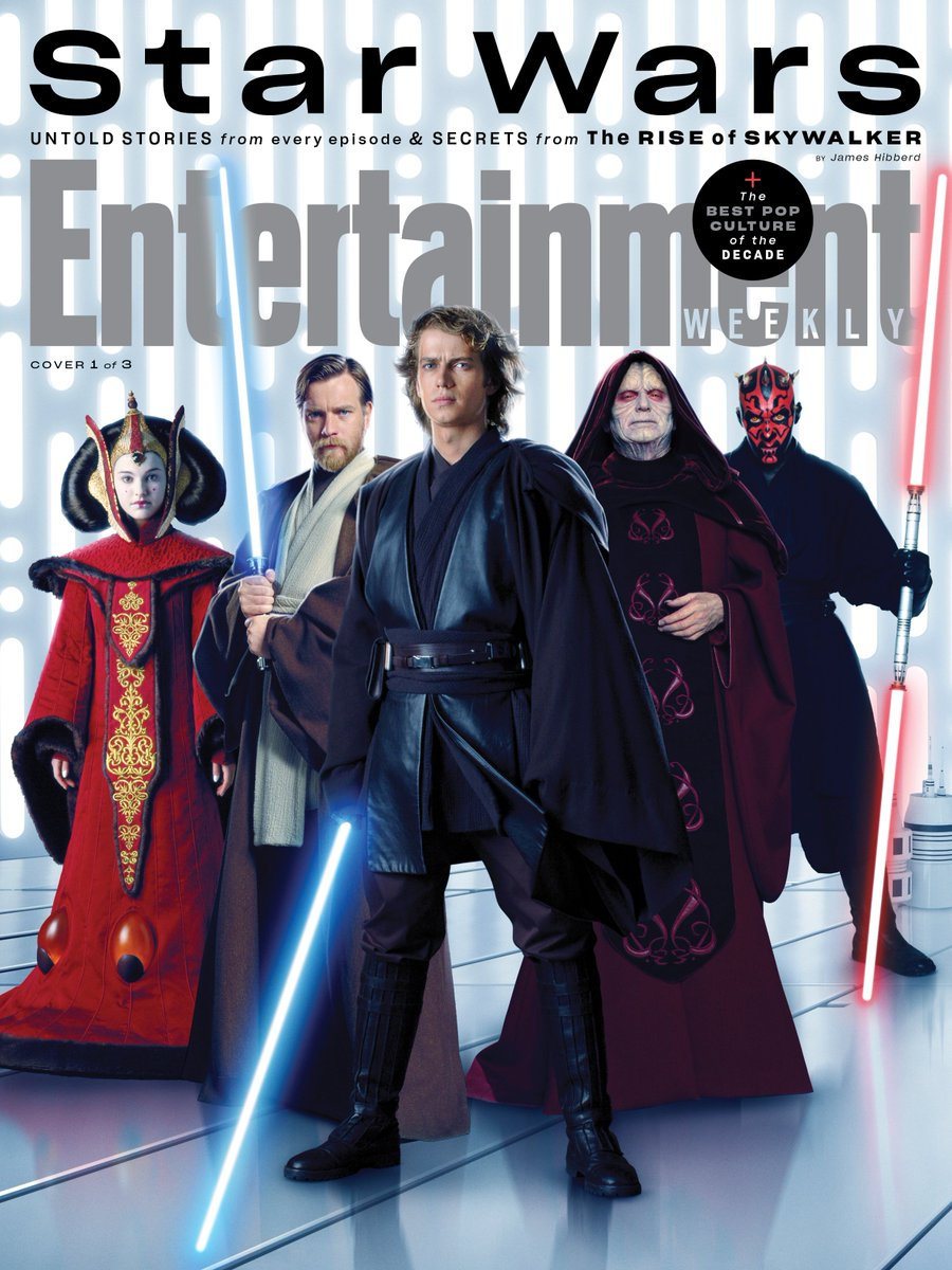 Episode IX: The Rise of Skywalker Press Tour & Interviews - Page 12 Ew310