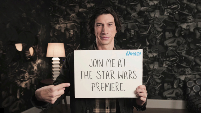 The Rise of Skywalker: Marketing Omaze_11