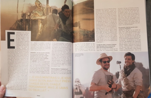 Episode IX: The Rise of Skywalker Press Tour & Interviews - Page 14 Star_101