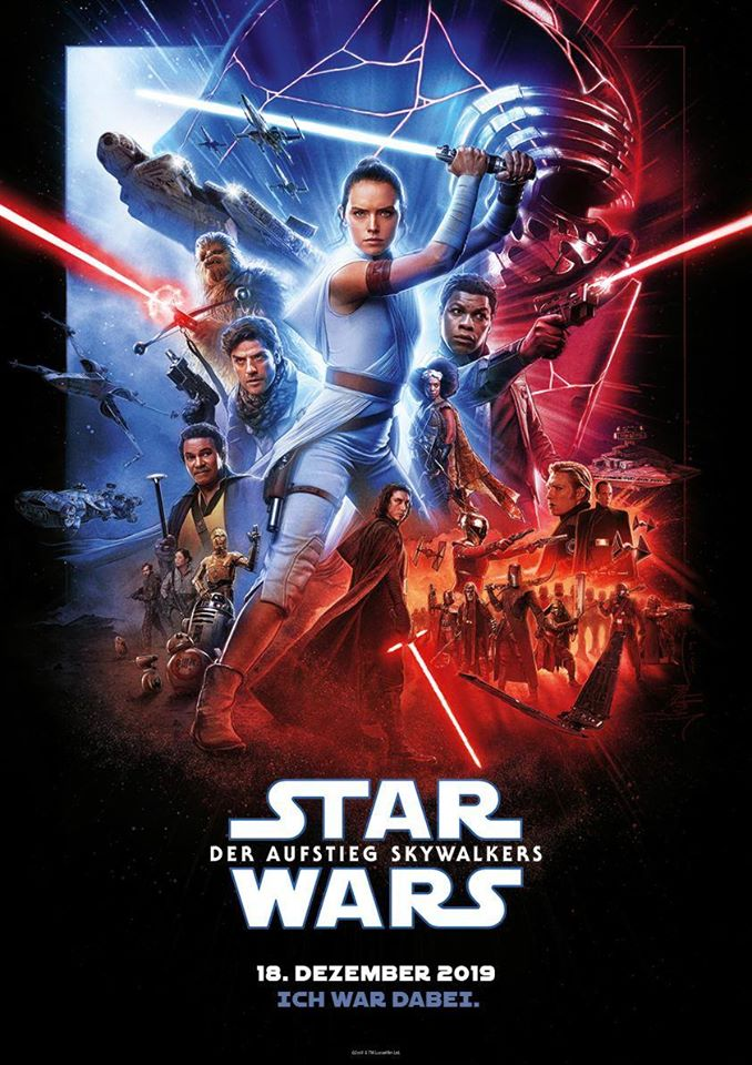 The Rise of Skywalker: Marketing Star_w16
