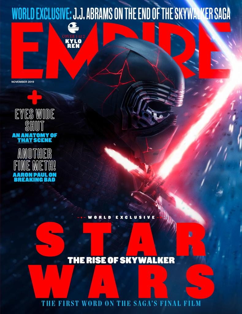 The Rise of Skywalker: Marketing Star_w43