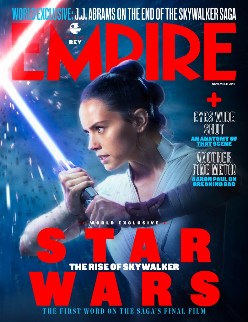 The Rise of Skywalker: Marketing Star_w44