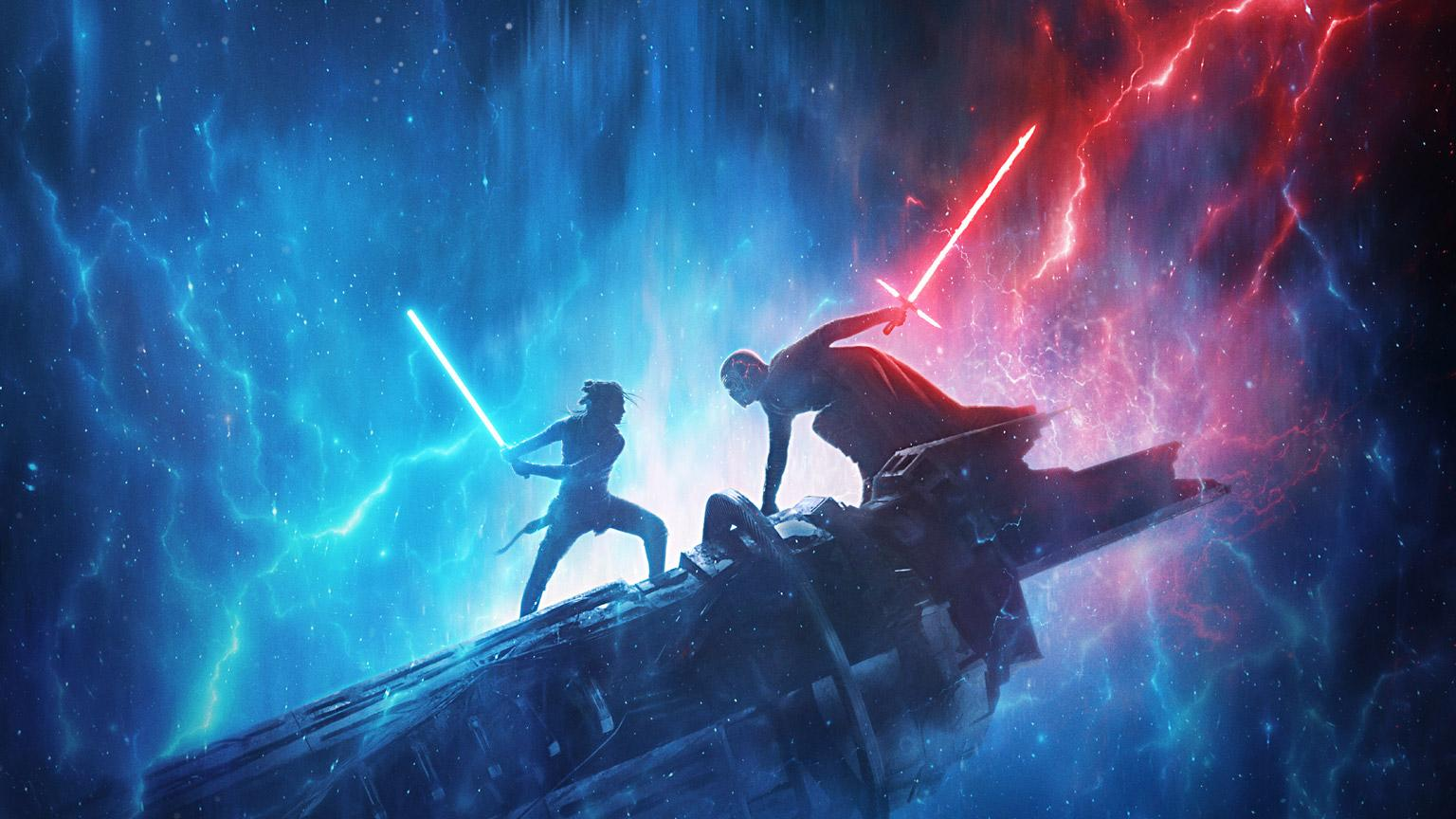 The Rise of Skywalker: Marketing Star_w56