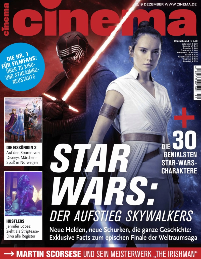 The Rise of Skywalker: Marketing Star_w66