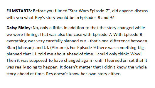 Episode IX: The Rise of Skywalker Press Tour & Interviews - Page 15 Tros_f10