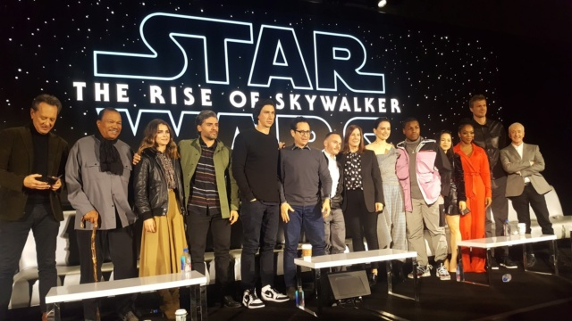 Episode IX: The Rise of Skywalker Press Tour & Interviews - Page 16 Tros_p30