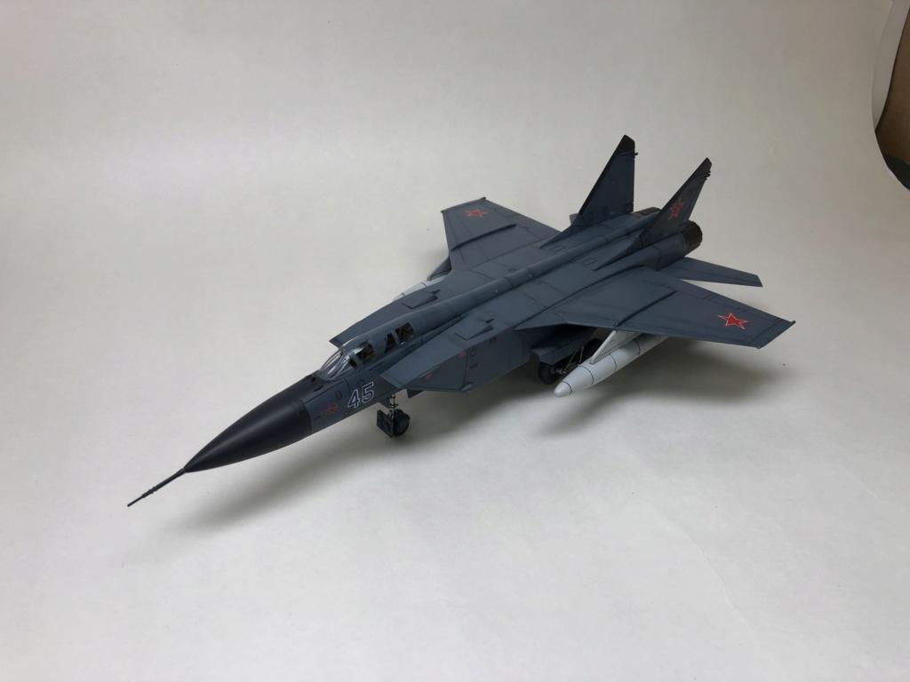 MiG-31 Foxhound, Revell 4377 1/72 Img_0381