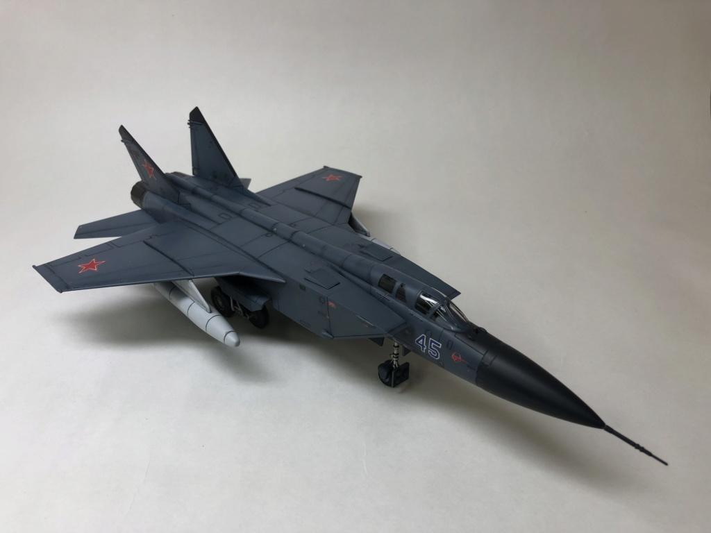 MiG-31 Foxhound, Revell 4377 1/72 Img_0382