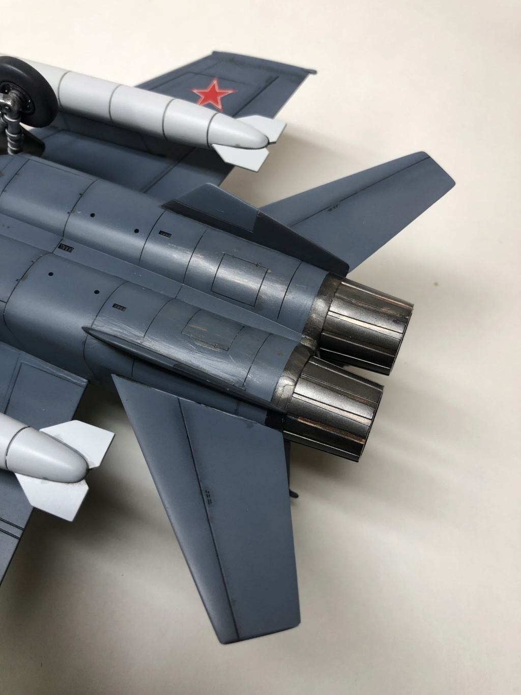 MiG-31 Foxhound, Revell 4377 1/72 Img_0418