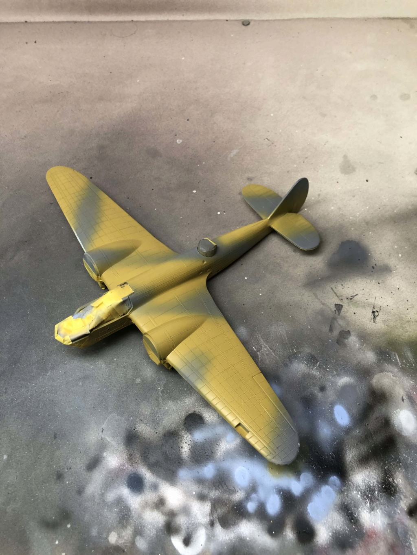 Blenheim IV Airfix 1/72 - Sida 2 Img_0534