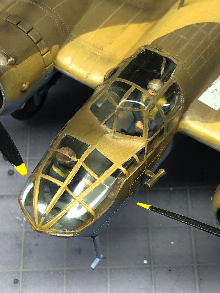 Blenheim IV Airfix 1/72 - Sida 3 Img_0678
