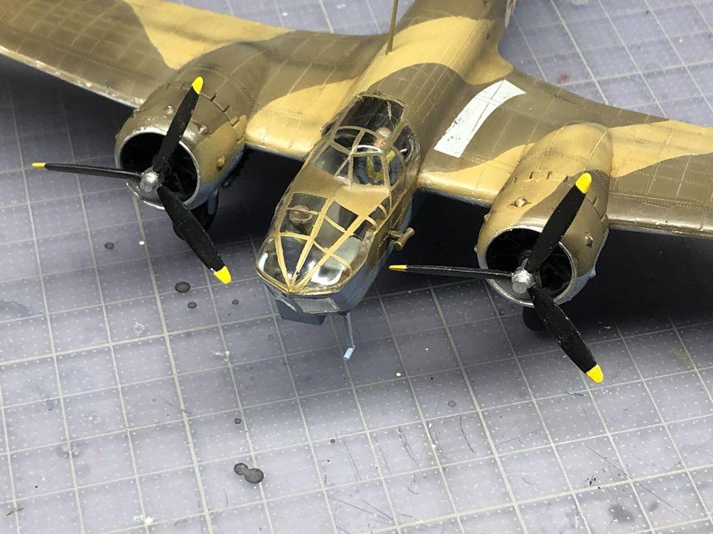 Blenheim IV Airfix 1/72 - Sida 3 Img_0680