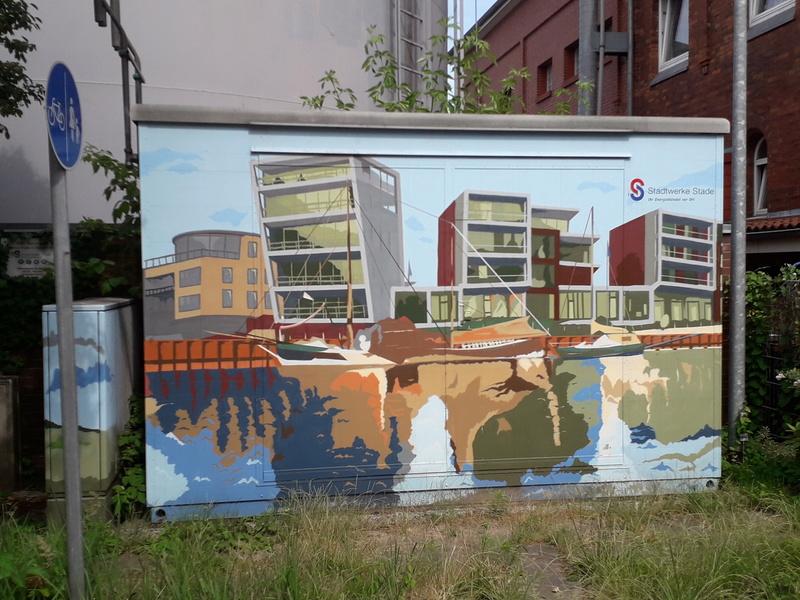 Anti Graffiti für Zweckgebäude 20180621