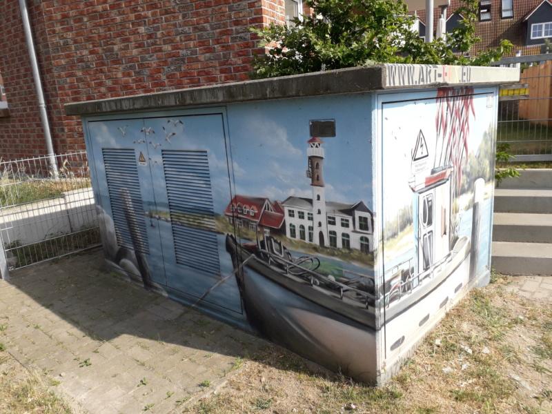 Anti Graffiti für Zweckgebäude 20180629