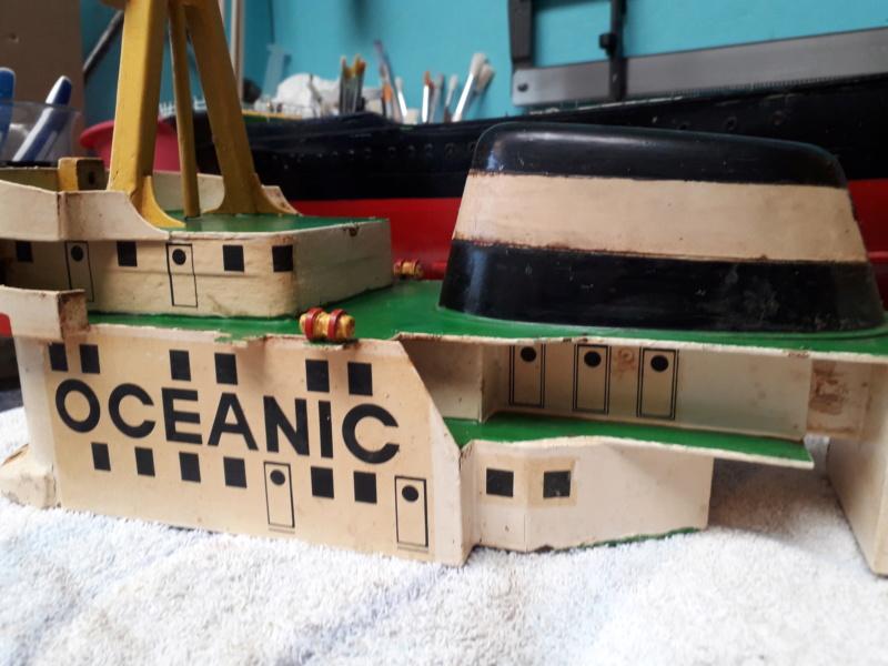 """Restaurierungsbericht """"Oceanic"""" 1:50 - Seite 4 20180821"""