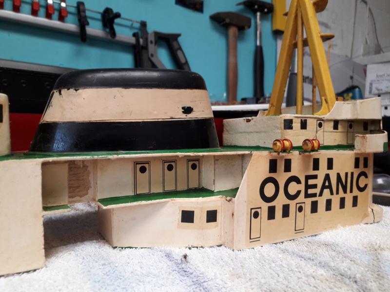 """Restaurierungsbericht """"Oceanic"""" 1:50 - Seite 4 20180822"""