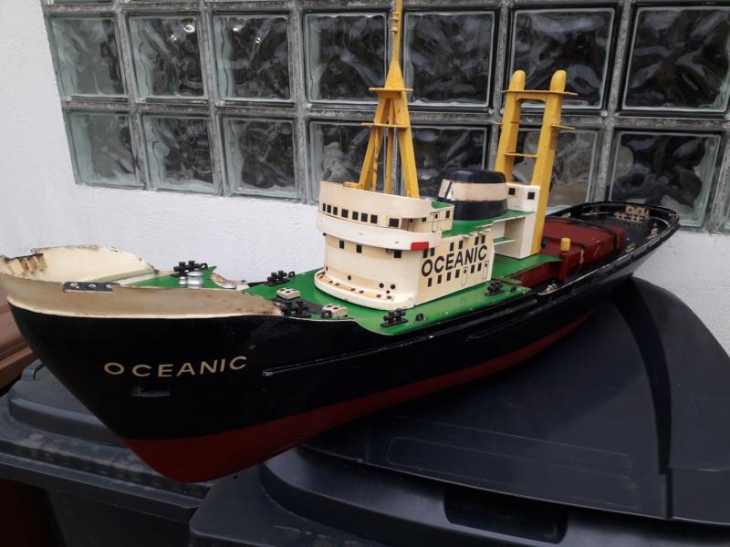 """Restaurierungsbericht """"Oceanic"""" 1:50 - Seite 4 20180853"""