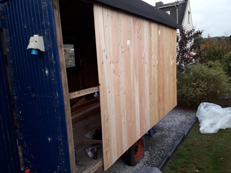 Restaurierung eines Bauwagens 1:1 - Seite 6 20190179
