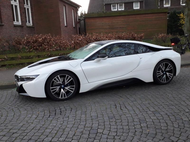 BMW I8 Schnapp geschossen. 20190417
