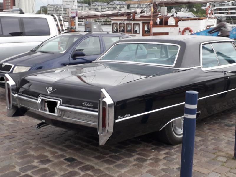 Cadillac schnappgeschossen. 20190540