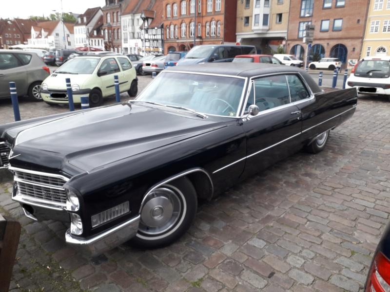 Cadillac schnappgeschossen. 20190542