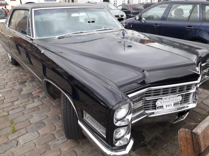 Cadillac schnappgeschossen. 20190543