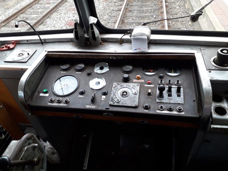 Alte EVB-Bahn in Stade. 20190623