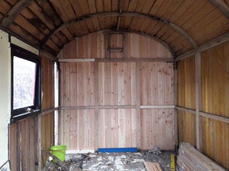 Restaurierung eines Bauwagens 1:1 - Seite 4 20190910