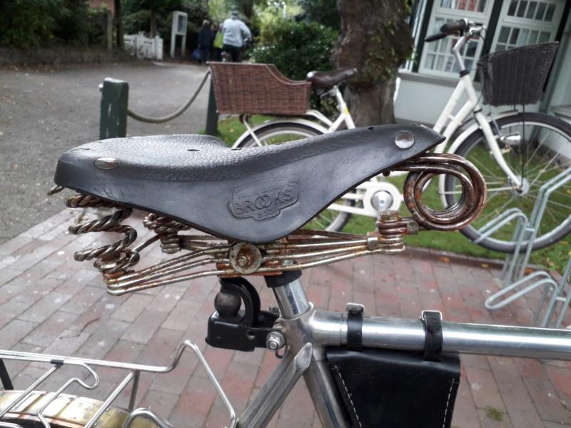 Ein sehr kreatives Fahrrad.  20190918