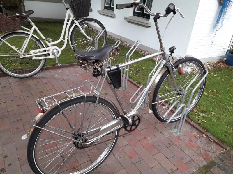 Ein sehr kreatives Fahrrad.  20190923